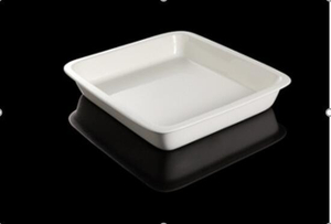 Two-Third Ceramic Food Pan