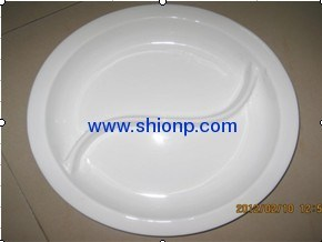 China Porcelain Food Pan