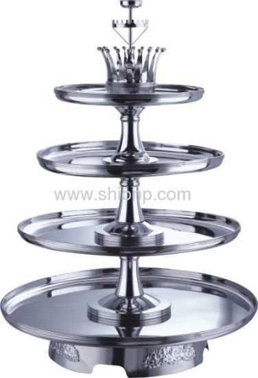 5 Tier Chocolate Fountain Stand