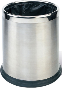 Small Metal Dustbins with Lids