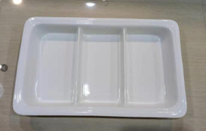 Ceramic/ Porcelain Food Pan