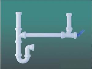 Kitchen Sink Drain Pipe Kit