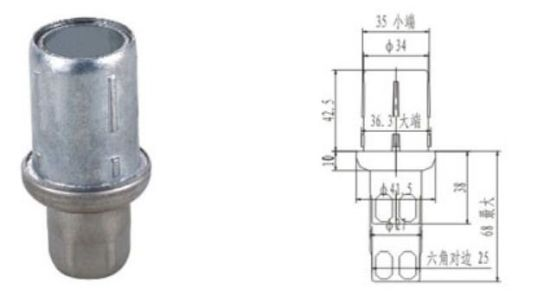 China Adjustable Legs for Kitchen Units