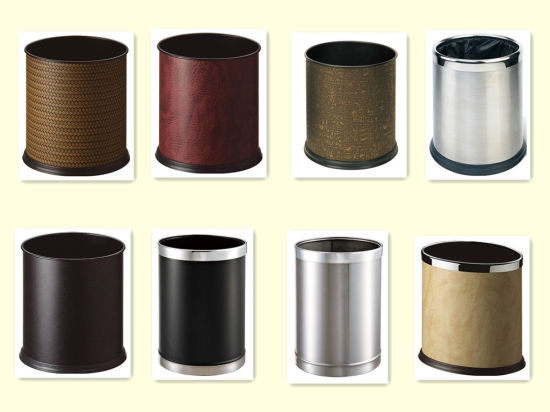 China Black Dustbins for Sale