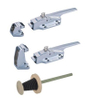 Commercial Freezer Door Latch