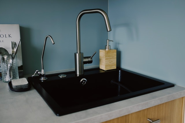 drop-in sink