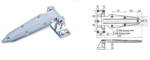 Coolroom Door Latches