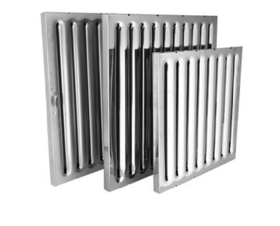 Commercial Kitchen Extractor Filters