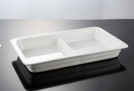 Rectangular Ceramic Gastronorm Pan