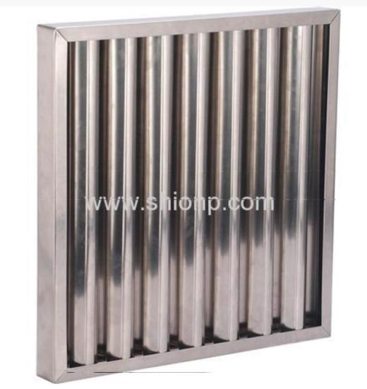 China Baffle Hood Filters